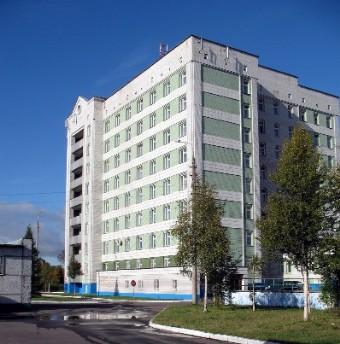 О госпитале