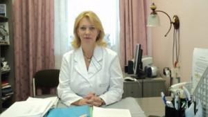 Заведующая неврологическим отделением