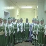 коллектив Ломоносовского ДК
