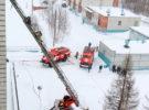 Действия работников при эвакуации пациентов вследствие условного пожара