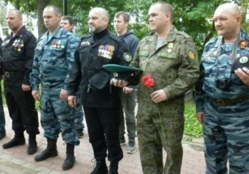 В Новодвинске ветераны боевых действий почтили память павших товарищей
