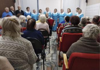 Концерт ансамбля русской песни «Ностальгия»
