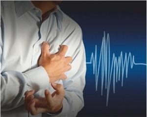 Первая помощь при сердечном приступе