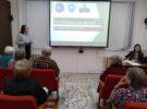 Уроки для ветеранов в рамках Недели финансовой грамотности