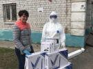 «Севералмаз» передал в обсерватор Архангельска телевизоры.